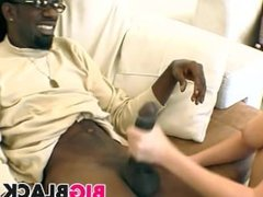 Big black dick in Holly Michaels