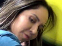 Mulher Melão no Bundalele