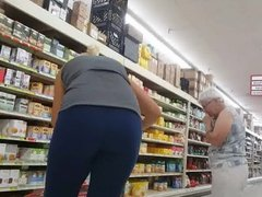 Nice Milf At Grocery Store