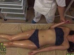 Japan Ticklish Armpit Massage 29