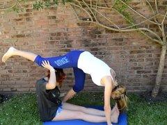 yoga challenge HOT 10