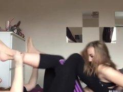 yoga challenge HOT 8