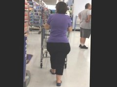 Wide Fat Ass Gilf on Repeat Pt 2