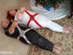 sandra silvers n ruth christmas pressie orgasm