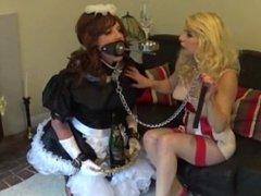 Madame Cs Strict Sissy Maid Training