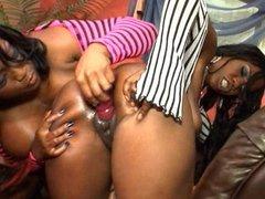 Lesbian Romance In The Bedroom