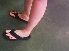 Hidden Cam Feet # 2