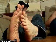 Man gay sex masturbation 3gp Cowboy Feet And Dick Stroking!