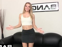 Trisha Parks Takes Two Men's Dicks for her BANG! Audition