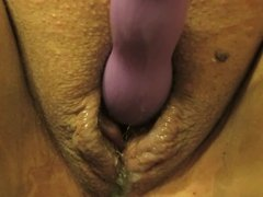 Teen Virgin Pussy Gets Creamy While Masturbating (19f)
