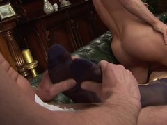 Pascal white could not love it more getting a nailed in a MMF sex