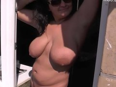 Big natural tits of Erica from no-silicone.com