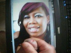 My Tribute for ebony woman