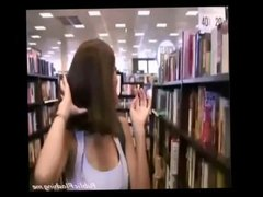 2 babes library flashing