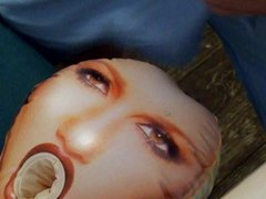Ashton Moore Doll - Cum on Face 1