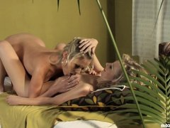 Seductive Sixtyniners by Sapphic Erotica - lesbian love porn