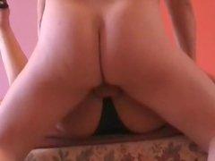 Geile nutte squirtet geil beim anal fick bost