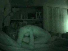 Big Dick Amateur Night Vision Fuck (JJ)