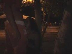 ebony babe get into homeless