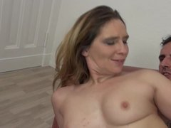 Dirty amateur MILFs take young dicks