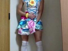 Japan cosplay cross dresse118