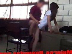video de colegiala