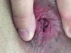 anal  stretch masturbation