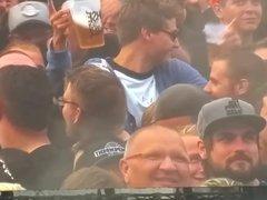 Crowd Flashing 2 - Hockenheimring