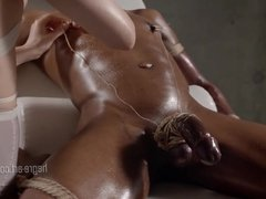 Cock control massage