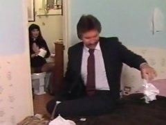 FRANK JAMES IN DIRTY TRICKS 1986