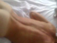 BDSM skinny belt can be sub