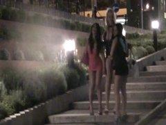 Nachts in der Stadt unterwegs Teil 2