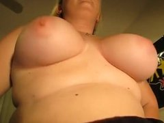 Chubby TITS Bounce (Slow Motion)