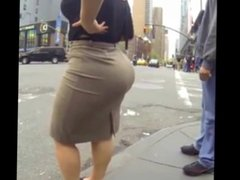 Big Ass Candid Compilation