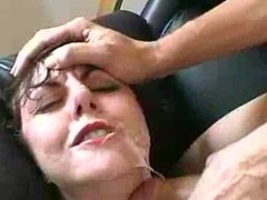 big tit blowjob with facial