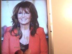 Sarah Palin Cum Tribute 2