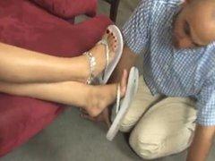 Mistress Foot Worship 2