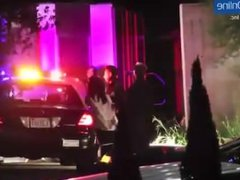 Selena Gomez Gets Arrested in Filming Her New Music Video In Los Angeles