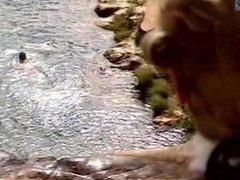 Tais Araujo - Xica da Silva - Nua no Banho de Rio