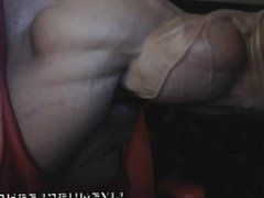 LMS Urban Viking Ripped Veiny Oil Flexing Cam Show Sep 12, 2016