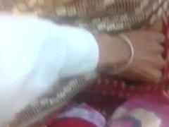 Paki village girl fucking with neighborhood open area