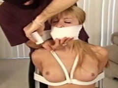 Tyler St. James Bond and Gagged 2