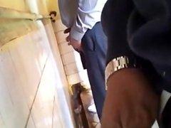 Toilet Publico Muita Pegação Parte 3