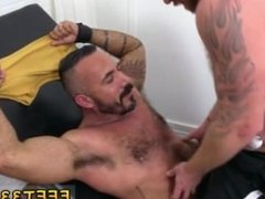 Hanging by feet blowjob gay Alessio Revenge Tickled