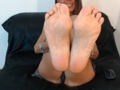 Mature sexy skype soles and pussy