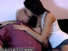 Teens first monster dick Bruce a muddy old man loves to smash youthful