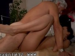Russian milf and young girl full length Clair is having dance lessons