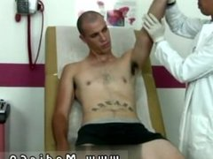 Gay medical cum shot and man gey sex doctor male zone His lollipop was