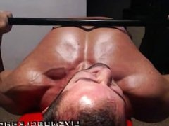 LMS Don Donato Oil Flexing & Working Out Sep 12, 2016