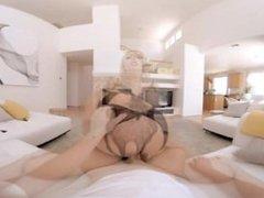 VR BANGERS-Mommy's Little Crush Nina Elle Fucking her daughters boyfrined